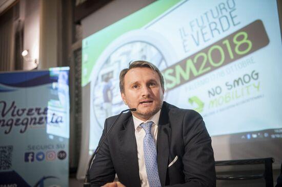 Davide D'Amico, Responsabile Stampa FCA Italy e Jeep EMEA