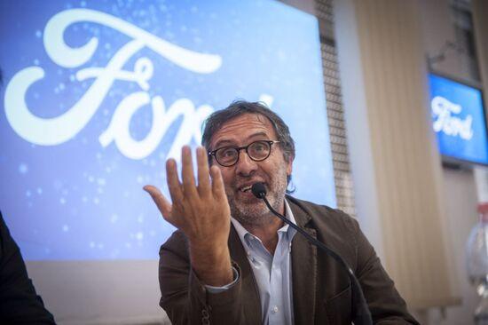 Marco Alù Saffi, Direttore Comunicazione di Ford Italia