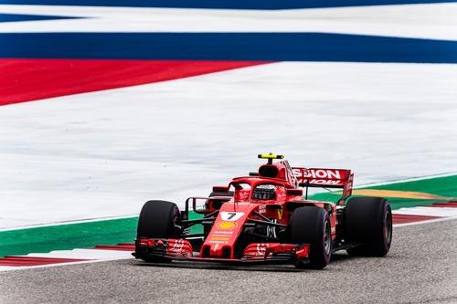 F1, GP USA 2018, Raikkonen: «Meglio vincere che arrivare secondo» (2)