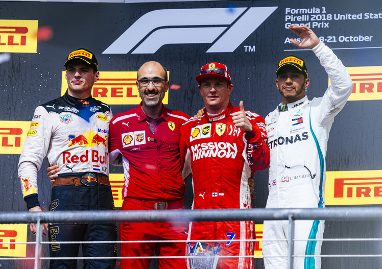 F1, GP USA 2018: le pagelle di Austin