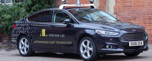 Capitali con auto a guida autonoma crescono: dopo Washington anche Londra (3)