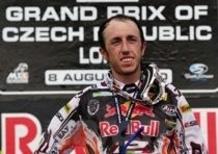 L'intervista a Cairoli dopo il GP di Loket