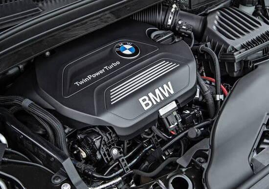 BMW richiama 1,6 milioni di auto diesel, rischio incendio