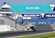 Storie di MotoGP. Il GP d'Australia 2018