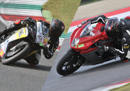 MV Agusta F3 800 Supersport by Team Extreme