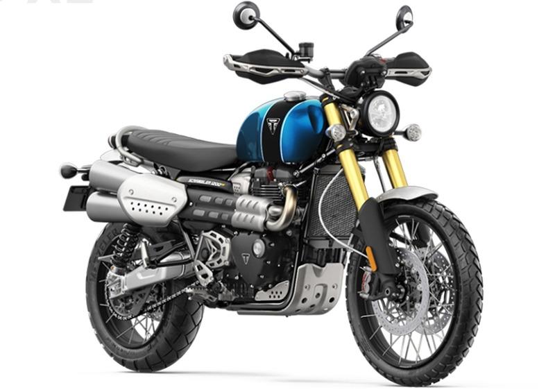 Triumph scrambler 1200 prezzo