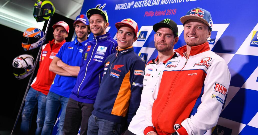 MotoGP, GP Australia 2018. L'editoriale di Guido Meda: