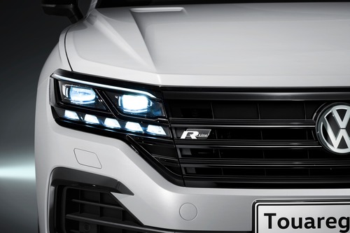 VW, Illuminazione: nuovi gruppi ottici e segnalazioni visive dell'auto [Parte 2 - Video] (2)