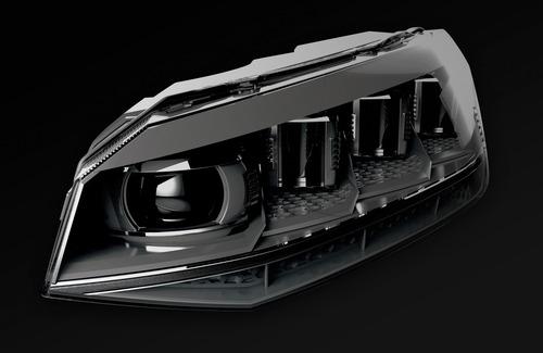 VW, Illuminazione: nuovi gruppi ottici e segnalazioni visive dell'auto [Parte 2 - Video] (6)