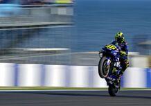 MotoGP 2018. Rossi: Anche vincendo non cambierebbe niente