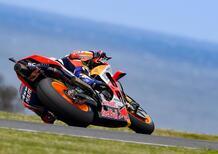MotoGP 2018. Marquez in pole a Phillip Island