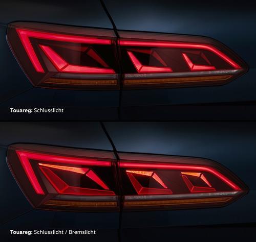 VW, Illuminazione: nuovi gruppi ottici e segnalazioni visive dell'auto (Parte3 - Video) (5)