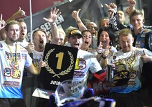 Supersport. Sandro Cortese è campione del mondo