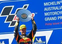 Binder e Arenas vincono Moto2 e Moto3 in Australia