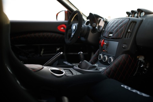 Nissan 370Z Project Clubsport 23, allestimento racing per la pista (5)