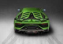 Lamborghini Aventador SVJ, i segreti del sistema ALA 2.0 [Video]