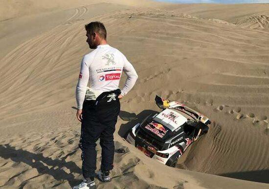 Dakar 2019, Loeb correrà con un team privato Peugeot