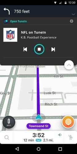 Waze, dopo Spotify in arrivo l'integrazione con Deezer e TuneIn (2)