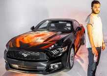 Ford Mustang, supereroe a 4 ruote ai Lucca Comics and Games