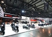 Yamaha ad EICMA 2018: non solo novità, ma anche autografi dai piloti e test ride