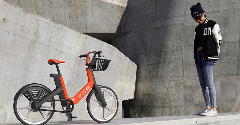 Mobike, arrivano le bici elettriche per il bike sharing