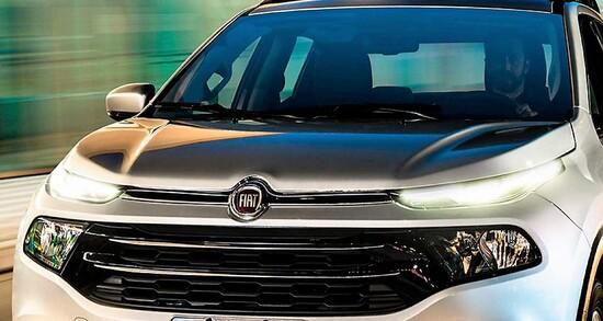 Il frontale del nuovo SUV a marchio Fiat, potrebbe essere analogo a quello del Toro