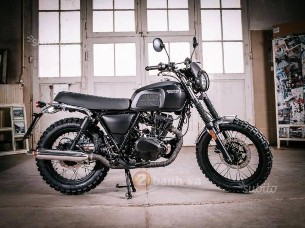 Brixton Motorcycles BX 125 R Cafè Racer EFI (2017 - 19) (3)