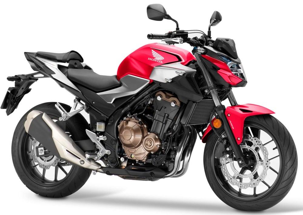 Honda CB 500 F (2019)