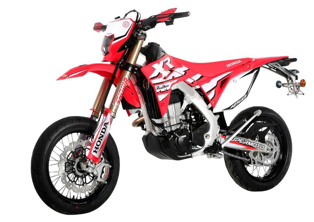 Honda CRF 450 XR Supermoto (2019) (3)
