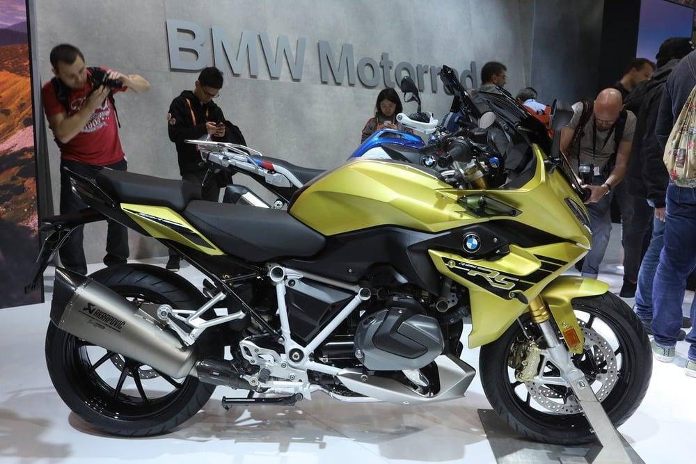 Eicma 2018 Bmw R 1250 Rs Foto Video E Dati Fiere E Saloni Moto It