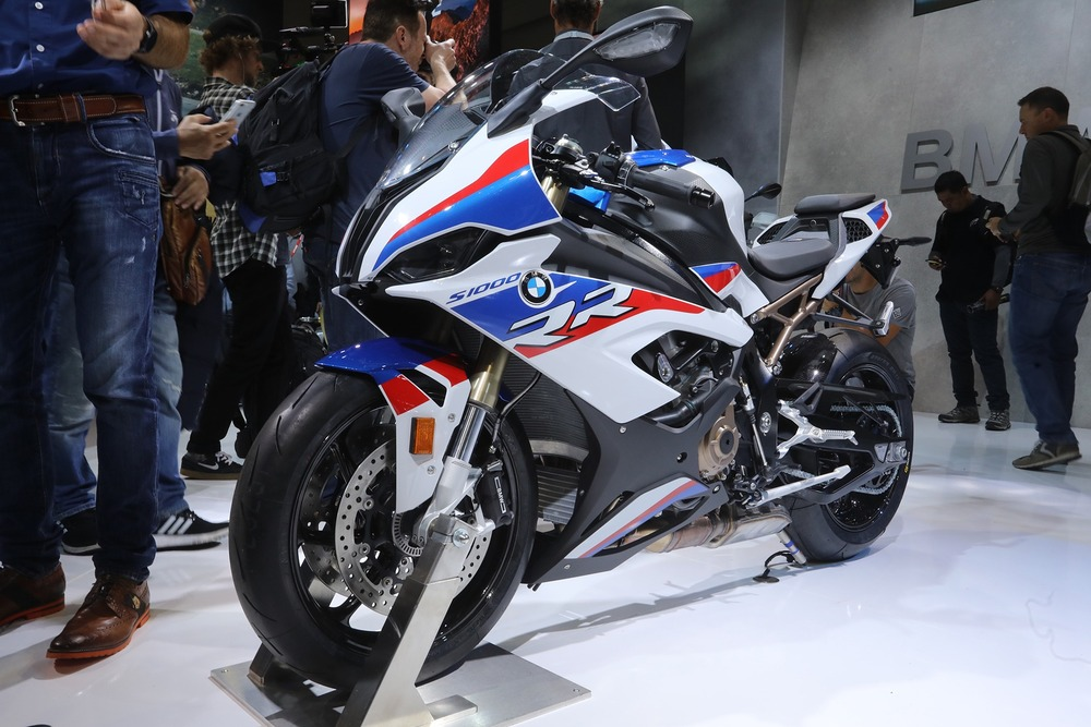 Eicma 2018 Bmw S1000rr 2019 Foto Video E Dati Fiere E Saloni