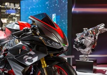 EICMA 2018: Aprilia RS 660 Concept, video