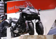 EICMA 2018: Yamaha Niken GT, foto, dati, video e prezzo