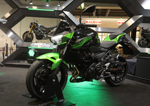EICMA 2018: Kawasaki Z400, foto, video e dati