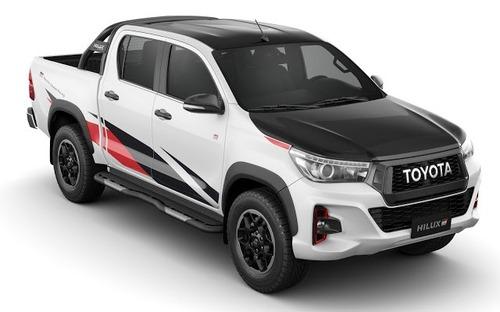 Toyota Hilux GR Sport, la prima off-road firmata Gazoo Racing (3)
