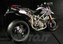 NCR elabora la Ducati Hypermotard, nasce Leggera