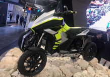 EICMA 2018: XQooder e Nuvion, video