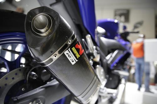 EICMA 2018: Yamaha YZF-R3, foto e dati (5)