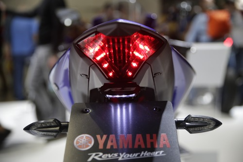 EICMA 2018: Yamaha YZF-R3, foto e dati (6)