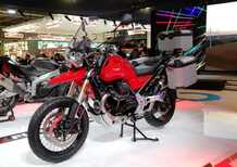 EICMA 2018: Moto Guzzi V85TT, video