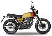 Brixton Motorcycles Saxby 250
