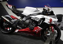 EICMA 2018: Yamaha YZF-R1 GYTR, video e dati