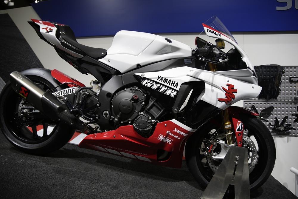 Eicma 2018 Yamaha Yzf R1 Gytr Video E Dati Fiere E Saloni Moto It