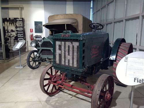 100 anni fa nasceva Fiat 702, il primo trattore Fiat (7)