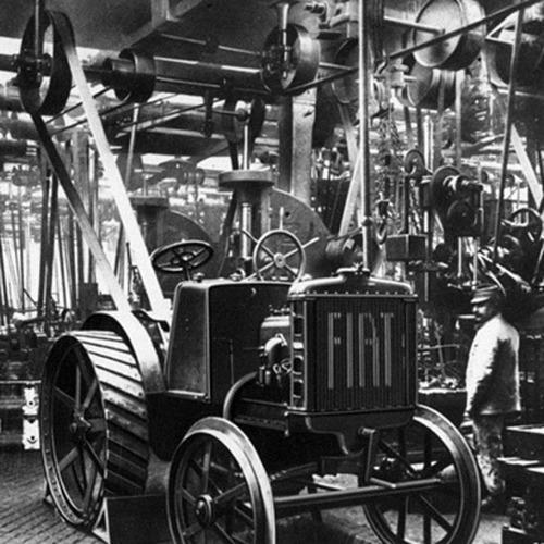 100 anni fa nasceva Fiat 702, il primo trattore Fiat (5)