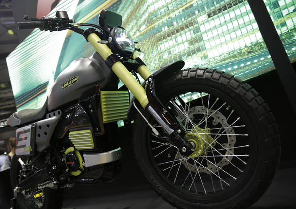EICMA 2018: Fantic Motor E-Cab, Foto, video e dati