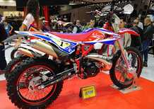 EICMA 2018: Beta 300 Replica Holcombe e 125, video