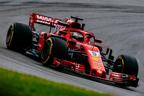 F1, GP Brasile 2018: Vettel, niente penalità: solo multa e reprimenda (6)