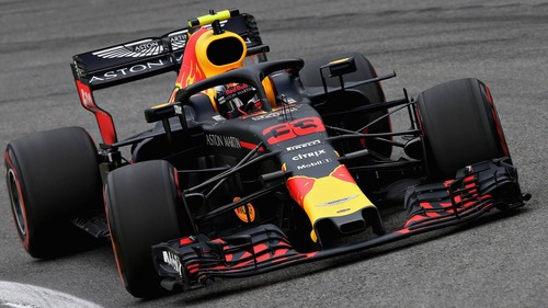 F1, GP Brasile 2018, Verstappen: «Ocon? È un idiota» (2)