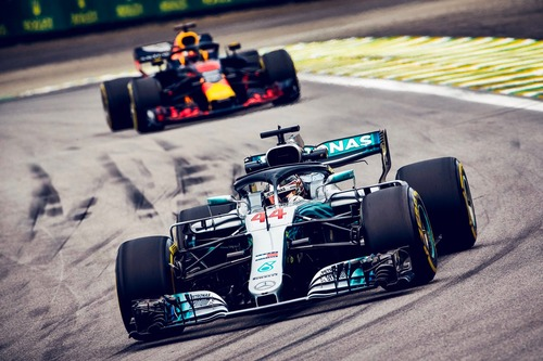 F1, GP Brasile 2018, Verstappen: «Ocon? È un idiota»